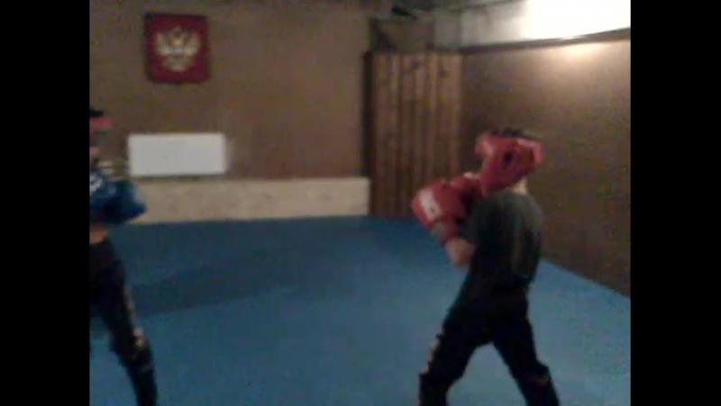 Первый бой он трудный самый...!