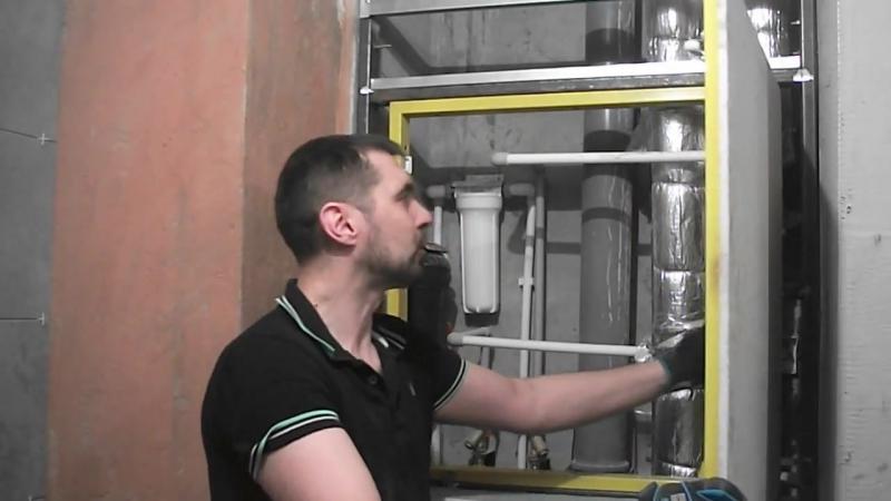 Евгений Анатольевич, плиточник из Витебска: оригинальный способ установки люка под плитку Атлант