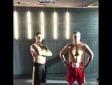 Wladimir Klitschko and Marco Huck. RTL trailer