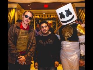 Diplo x Dillon Francis x Marshmello Las Vegas Snapchat #172