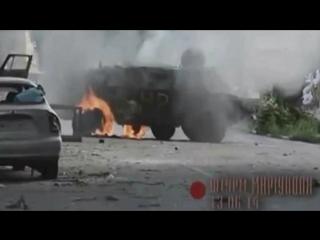 Бой за Мариуполь (AZOV)