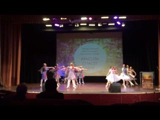 Школа-балет Время выбирает нас