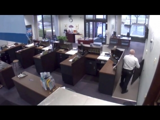 Охранник банка