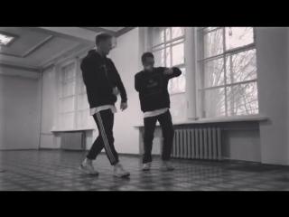 Денис и Сокол| Мастерская Танца СОЮЗ 36 |