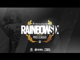Rainbow 6 Pro League. PENTA Sports vs beGeniusESC | Millenium vs ARES Esport