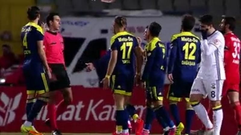 Menemen Belediye- 0 - Fenerbahçe - 23 Aralık 2016 Cuma ZTK