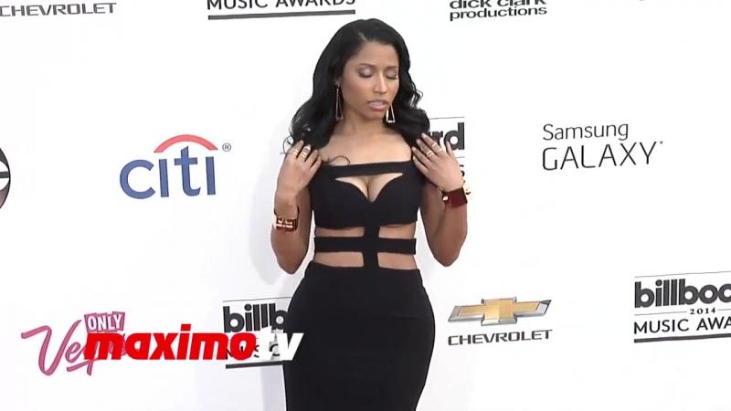 Ники на красной ковровой дорожке премии «Billboard Music Awards» в Лас-Вегасе