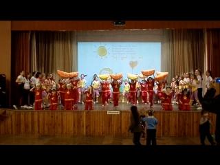 Фитнес-студия Апельсин массовка Рыжий ап все группы