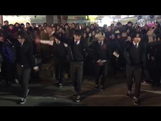 비스트(BEAST) - 12시30분 Dance cover Busking in Hongdae