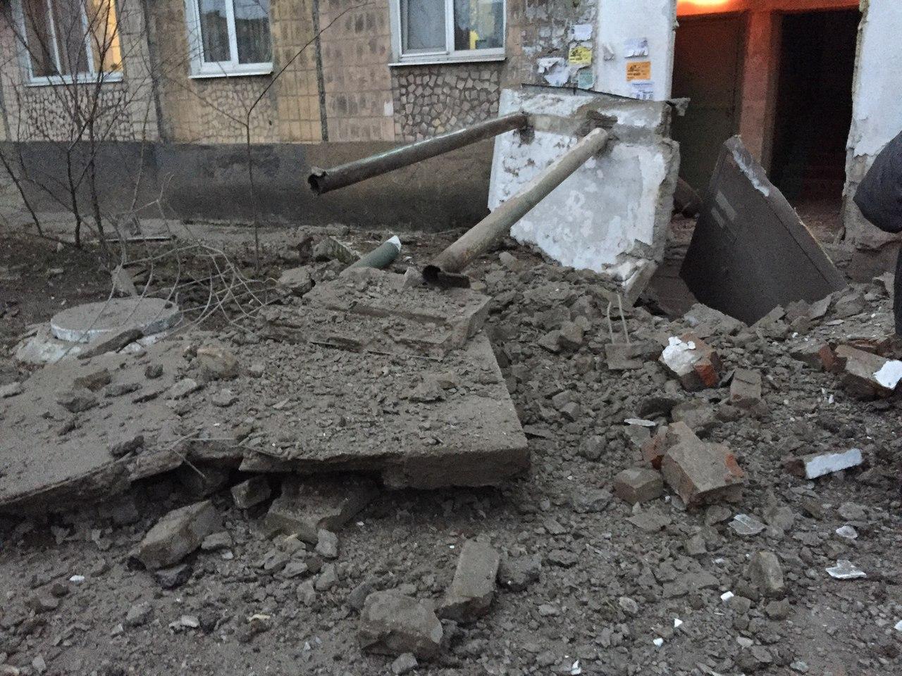 Сводка военных событий в Новороссии за 14.03.2017
