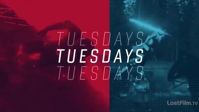 Стрела, Флэш, Легенды завтрашнего дня, Супергерл Озвученный трейлер к новым супергеройским сезонам