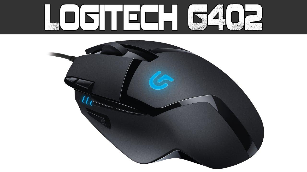 Крутая ИГРОВАЯ МЫШКА Logitech G402