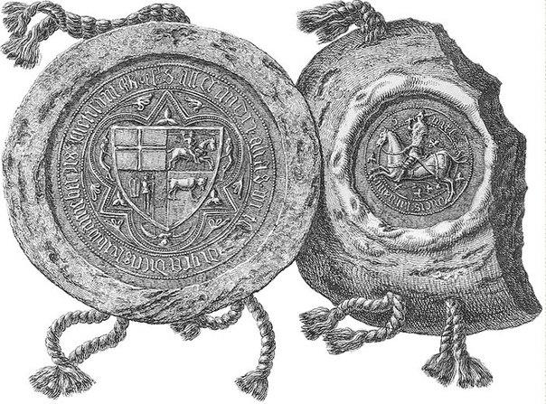 Витовт, собиратель земель литовских.