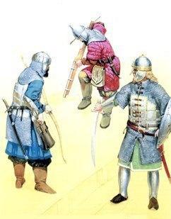 Огнестрельное оружие появилось на Руси между 1376