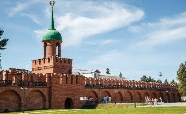 Пилотной площадкой стал музей «Тульский кремль»
