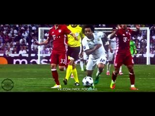 Гениальный проход Марсело и завершение Роналду  Gurev  vk.com/nice_football