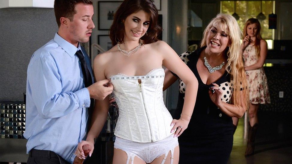 Трахнуть Сучку В Свадебном Платье