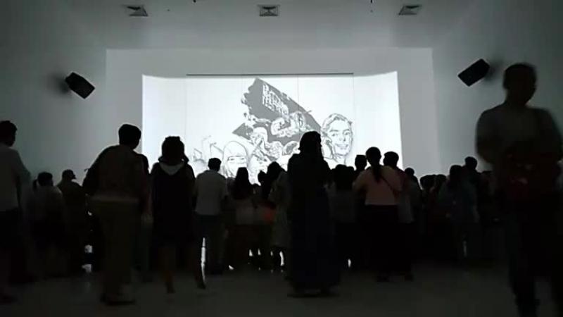 Павильон Кореи на Экспо