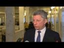 Юрий Бойко: И.о. министра здравоохранения не справилась с заданием и должна быть уволена.