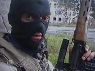 ДФ Чеченская война Контрабасы (НТВ) О контрактниках в Чечне 2001