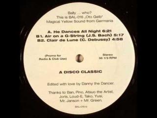 Oto Gelb - He Dances All Night
