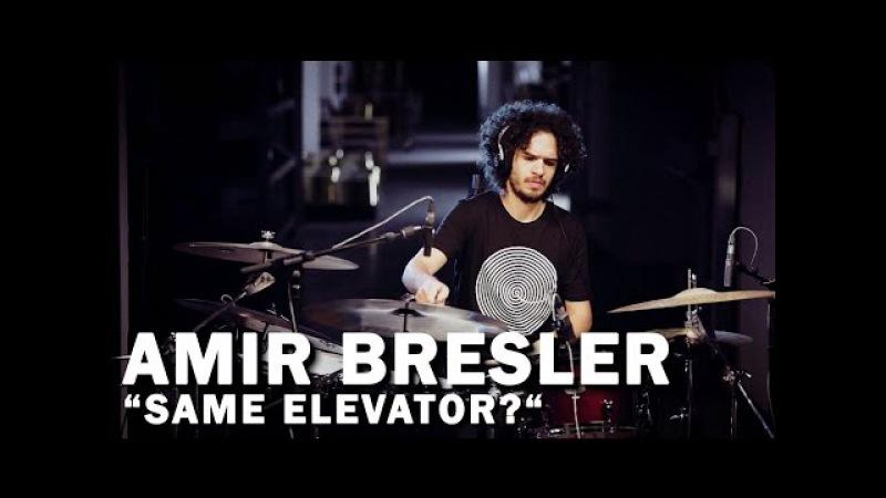 Meinl Cymbals Amir Bresler Same Elevator? Drum Video