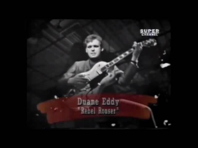 Duane Eddy - Rebel Rouser - HQ
