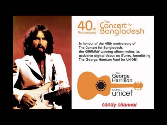 Concert For Bangladesh - George Harrison (Full Album)