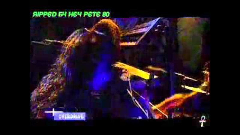 Type O Negative - Love You To Death live (99 Live) Overdrive