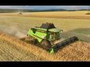 Harvest Slovakia Mužla 2017 2x Deutz Fahr C9206 TS Vendolí PL-CZ