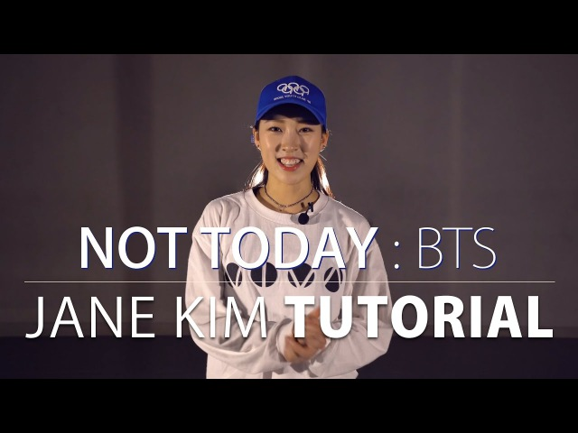 [ Mirrored ] DANCE TUTORIAL : NOT TODAY - 방탄소년단(BTS)