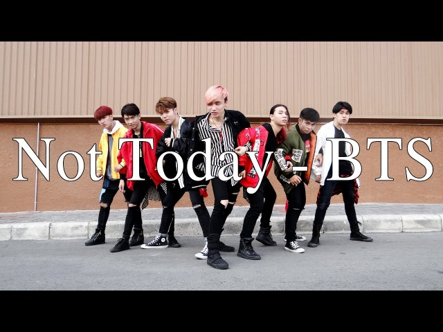 Not Today - BTS (Dance Cover) by Heaven Dance Team from Vietnam