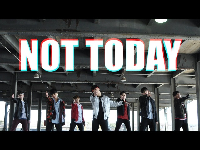 EAST2WEST BTS 방탄소년단 Not Today Dance Cover Boys ver