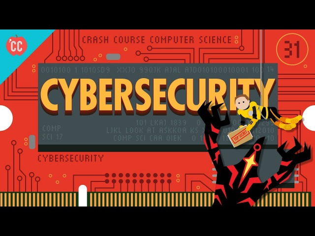 Cybersecurity Crash Course Computer Science 31