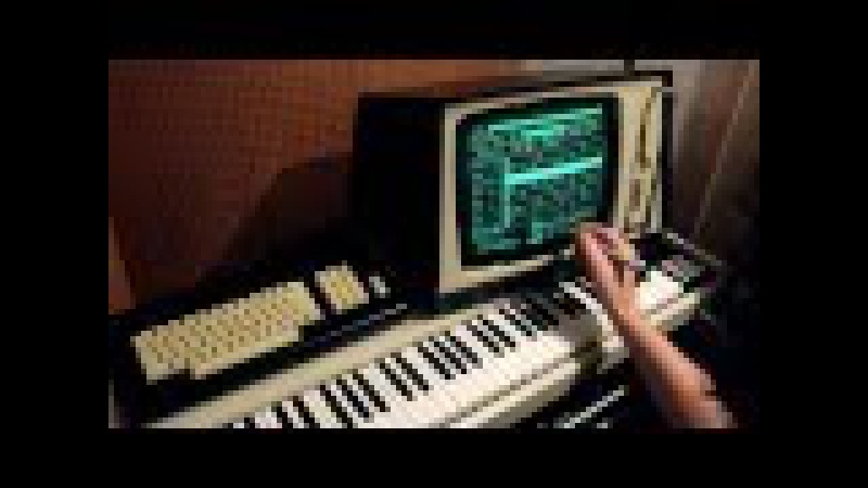 Fairlight CMI IIx