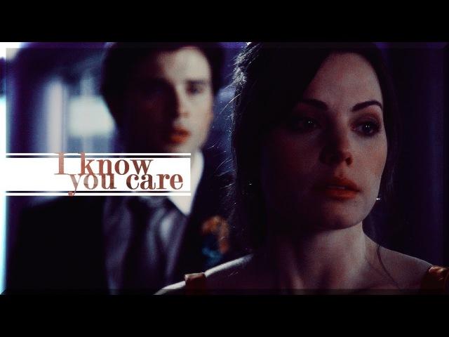 » Clark Lois • I know you care [HBD Cel!]