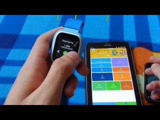 Подробный обзор SeTracker и детских умных часов с функцией прослушки Monkey Watch (Q90)