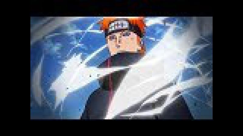 Naruto vs Pain - (dubstep remix) AMV part1
