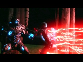 The Flash 3x23 Black Flash, Jay Garick, Gypsy, Kid Flash, The Flash vs Savitar and Killer Frost