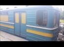 81-717/714 Грузовой на станции метро Выхино