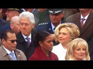 Билл Клинтон загляделся на дочь Трампа и это спалила жена