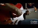 Crafter SAT-QMOS Guitar Demo