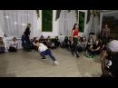 DHI SIBERIA DANCEHALL 1 ON 1 FINAL MARU FRAULES TEAM VS KATE MIGHTY 2