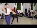DHI SIBERIA DANCEHALL 1 ON 1 FINAL MARU FRAULES TEAM VS KATE MIGHTY