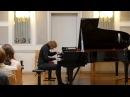 Klaviersonate Nr. 10, C-Dur KV 330, Pavel Kuznetsov.
