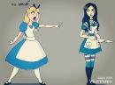 Алиса в стране чудес-кошмаров | Ego