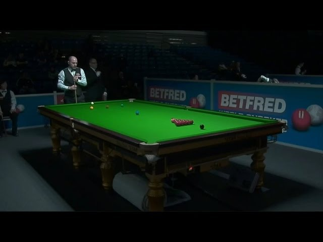 Joe Perry v Akani Songsermsawad R2 World Championship Qualifiers 2017 Session 1