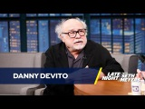 Danny DeVito Warms Up for His Broadway Play Naked on a Trampoline