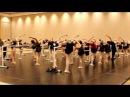 GPI - Ballet Technique Class 100-199 - Room A