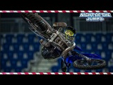 FMX - Inside Roll, Volt, Lazyboy Backflip! Insane Freestyle MX